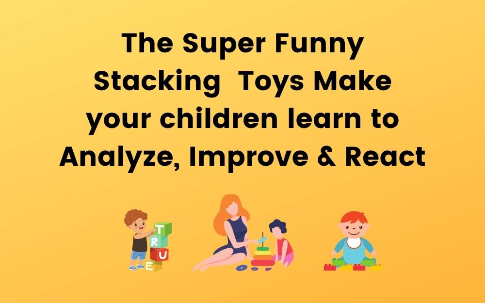 The Stacking Game Hercules Toys Review 2021 | Super Funny Game Of Stacking Blocks